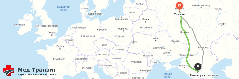 МТ ск Пятигорск