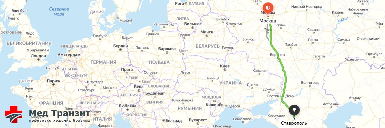 МТ ск Ставрополь